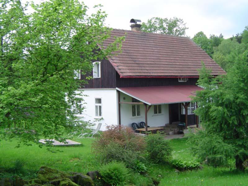 böhmische schweiz ferienhaus